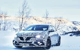 New Renault Sport Megane to gain four-wheel steering