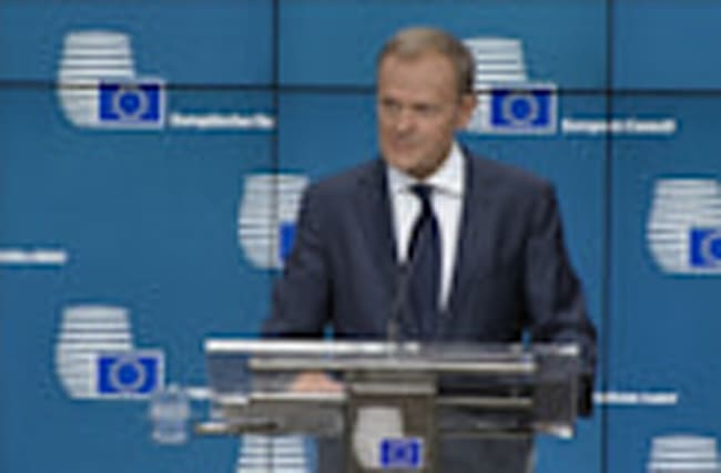 British offer on expats' rights 'below expectations' - EU's Tusk