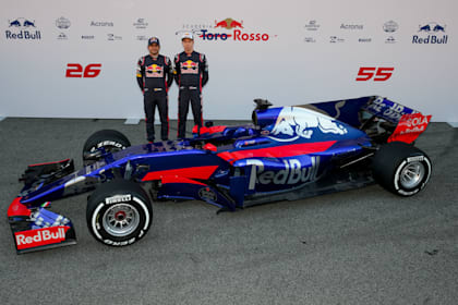 Guide to the 2017 Formula One cars - Toro Rosso