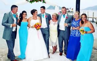 Couple sues Greek resort after poo in pool ruins wedding