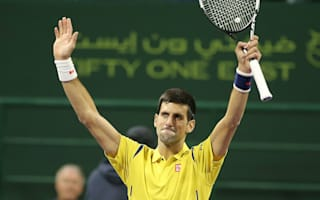 Djokovic, Nadal enjoy emphatic Qatar victories