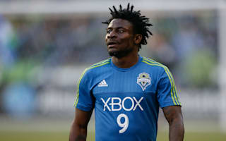 Sounders striker Martins set for China move