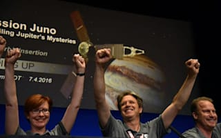 Mission accomplished as Juno arrives in orbit around Jupiter