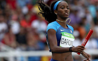 Rio 2016: USA qualify for 4x100m relay final after re-run