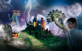 Win! A short break to the Alton Towers Resort's Scarefest