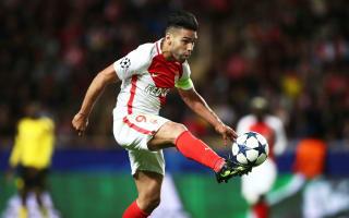 Five finals between Monaco and Ligue 1 glory - Falcao