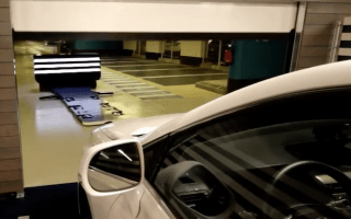 Is this the future of parking? Introducing Stan the robotic parking valet