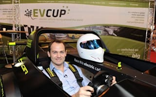 Former Stig to race in EV Cup
