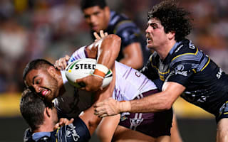 Manly shock Cowboys, Roosters and Rabbitohs win