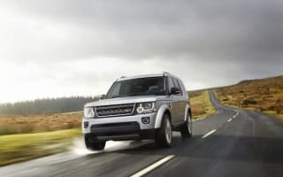 Land Rover celebrates 25 years of the Discovery with special edition model