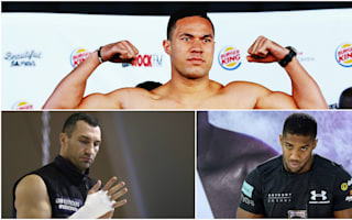 Parker sees 'big possibility' of facing Joshua-Klitschko winner