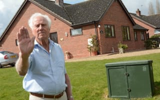 One man's row with BT halts broadband for village