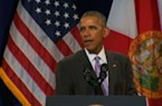 Obama: Health Care Law Works, Needs Improvements