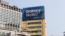 Samsung pierde un 30% de beneficios por la tragedia del Note 7