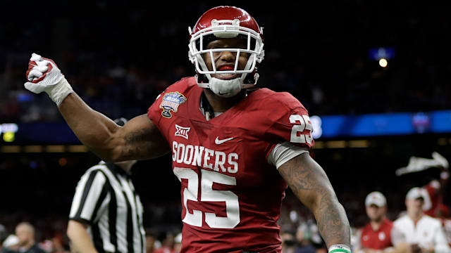 Bengals select RB Joe Mixon with No. 48 overall pick