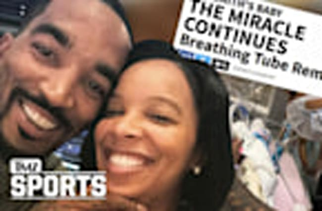 J.R. Smith's Baby: The Miracle Continues!