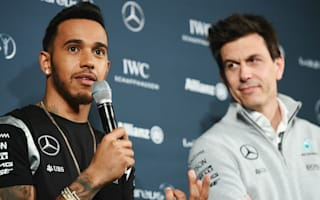 Wolff warns there are 'no magic bullets' to get Hamilton firing