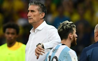 Argentina boss Bauza has no fear of World Cup qualifying failure