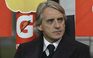 Inter v Chievo: Mancini to serve ban for derby outburst