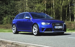 Audi RS4 seats targeted in new crime trend
