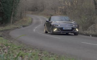 Mazda MX-5 RF: We get cracking with our new long-termer
