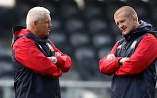 Rowntree welcomes Lions headache after Chiefs rout