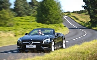 Road test: Mercedes-Benz SL 350