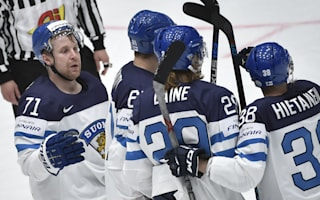 Laine continues to shine for Finland