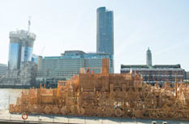 How will London be marking the anniversary of the Great Fire?