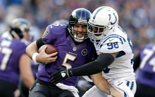 Colts DE Mathis announces retirement