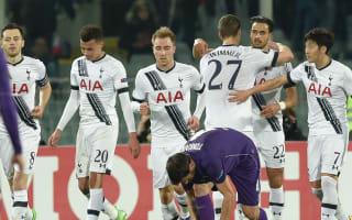 Tottenham v Crystal Palace: Pochettino confident in Spurs' squad depth