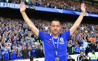 Terry: I had to have daily injections for a year under Mourinho