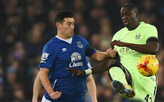 Barry is one of England's best ever, says Everton boss Martinez