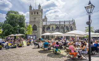 Win! A weekend getaway in Exeter