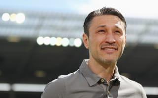 Kovac: Eintracht will throw everything at superior Dortmund in Pokal final