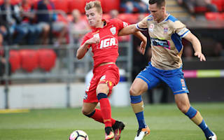 McGree included in 23-man Socceroos squad