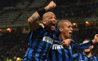 Melo eyes Inter revival after Sampdoria win