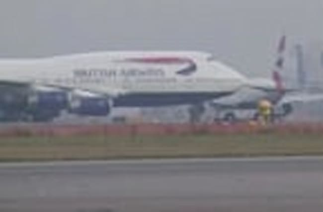 BA aiming to resume most flights after IT crash chaos