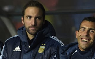 Bauza open to selecting Higuain and Tevez