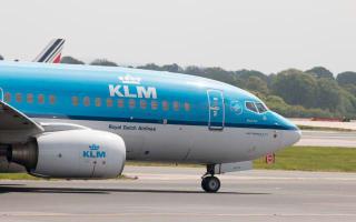 KLM turns away US-bound passengers after Trump 'Muslim ban'