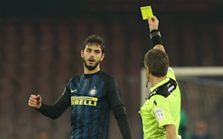 Inter's Ranocchia sees room for improvement
