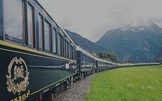 World's most luxurious scenic train trips