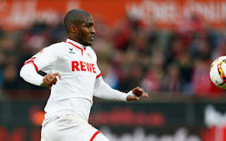 Mainz 2 Cologne 3: Modeste volley completes three-goal comeback
