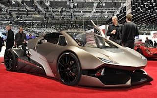 The quirky side of the Geneva motor show