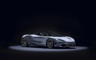 McLaren reveals striking new 720S supercar