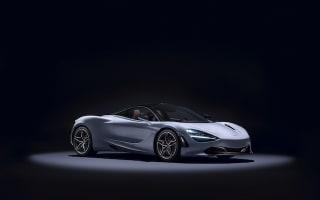 McLaren reveals striking new 720S supercar