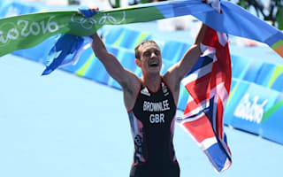 Rio 2016: Alistair defends Olympic crown in Brownlee one-two