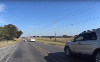 Driver who purposely swerved into bikers sentenced to 15 years in prison