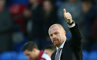 Dyche delight as 'outstanding' Burnley finally win away