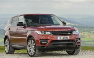 AOL Cars' Road Test of the Year: Range Rover Sport